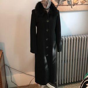 Coat- Long Dress coat- I Madison